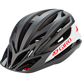 Giro Artex MIPS Helmet matte black/white/red